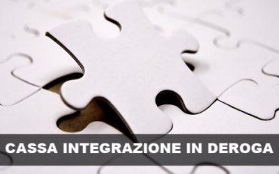 Cassa Integrazione in deroga Covid-19 – Regione Lombardia